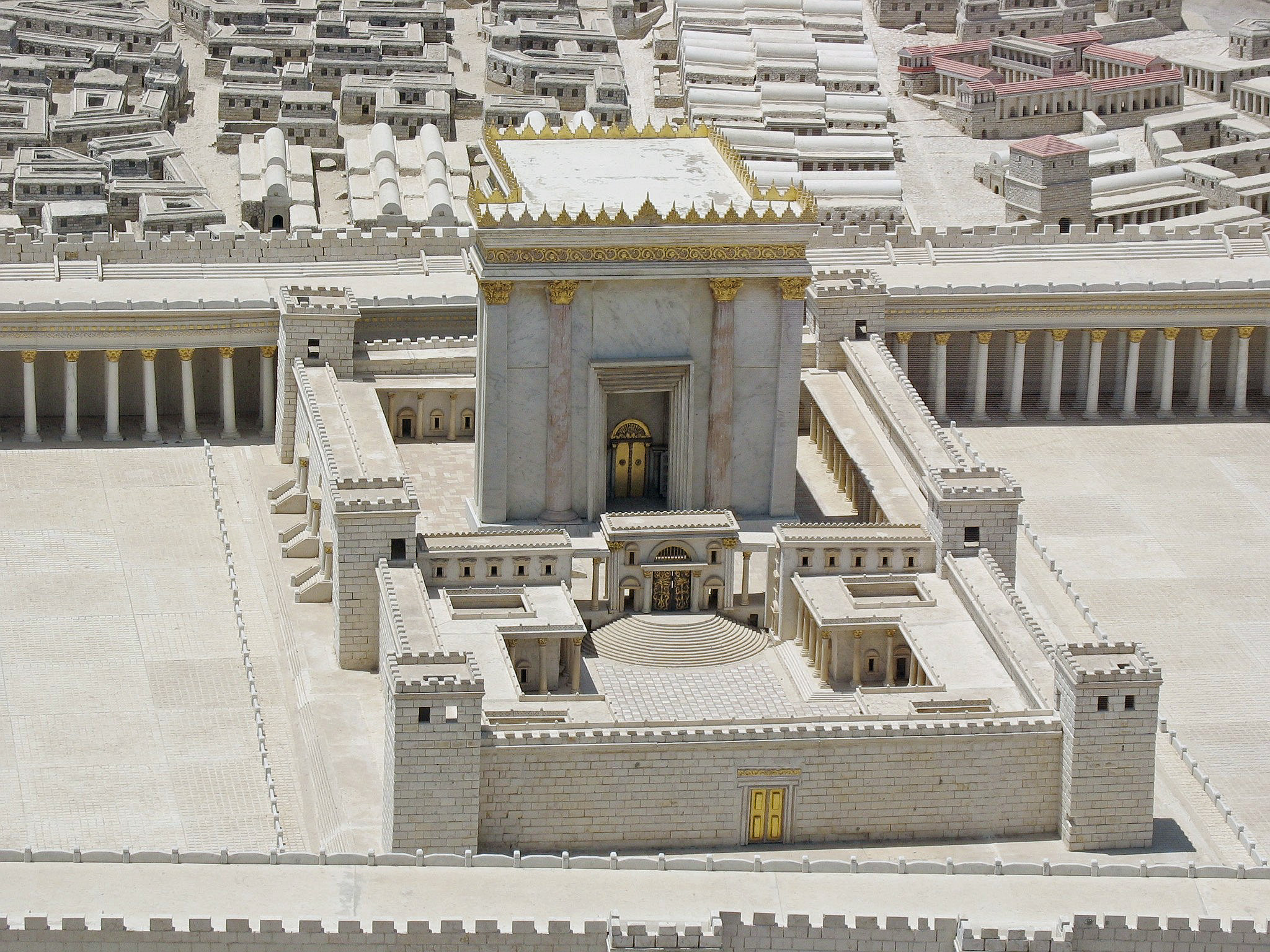 The Temples of the Bible, Part 2